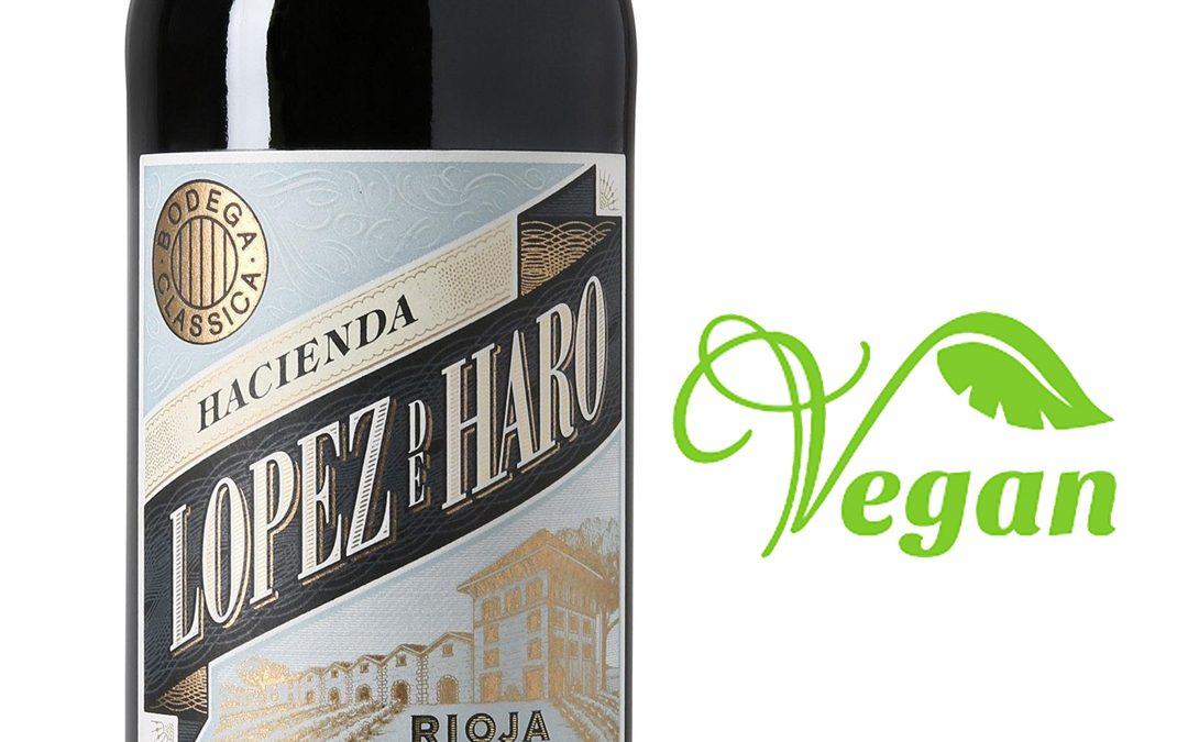 Vegan Wine Offering